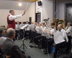 Hexham Brass concerts
