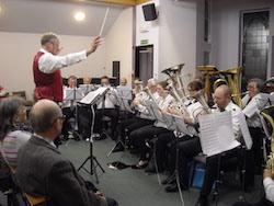 Hexham Brass at Haydon Bridge Methodist Church