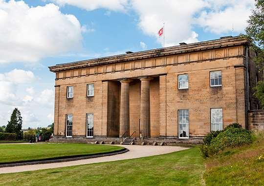 Hexham Brass at Belsay Hall